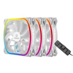 SquA RGB White-3 Pack