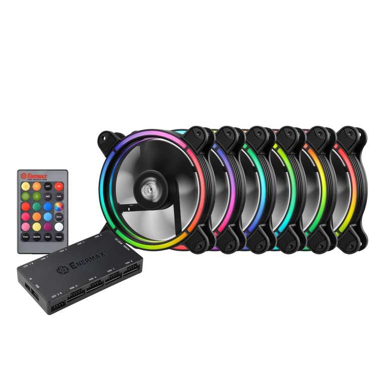 T.B. RGB-6 Pack (12cm)