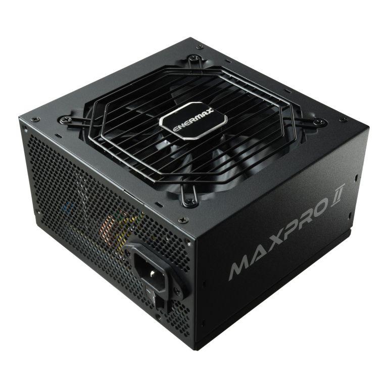 MAXPRO II 700 Watt 80 PLUS®230V EU White Non-Modular Power Supply-1