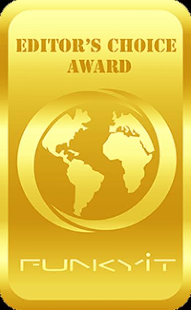 2021 Editor's choice award